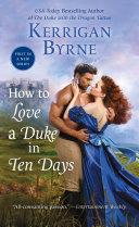 How To Love A Duke in Ten Days Pdf/ePub eBook