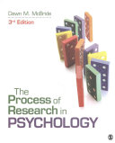 Bundle: McBride: The Process of Research in Psychology 3e + McBride: Lab Manual for Psychological Research Revised 3e