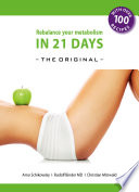 """(UK Edition) Rebalance your metabolism in 21 days the Original"" by Arno Schikowsky, Dr. Rudolf Binder, Christian Mörwald"