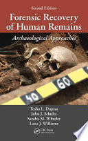 Forensic Recovery of Human Remains