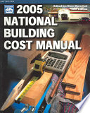 2005 National Building Cost Manual Book