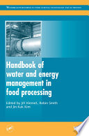 Handbook Of Water And Energy Management In Food Processing Book PDF