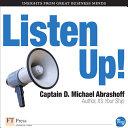 Listen Up  Book