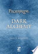 Frostgrave  Dark Alchemy