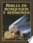 Biblia de Bosquejos y Sermones - Génesis 12-50