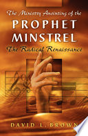 The Ministry Anointing of the Prophet-Minstrel