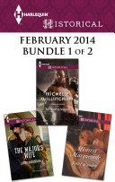 Harlequin Historical February 2014 - Bundle 1 of 2 Book