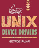 Writing UNIX Device Drivers