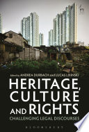 Heritage Culture And Rights