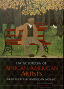 Cover image of book Encyclopedia of African American Artists
