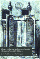 Stones crying out, and rock-witness to the narratives of the Bible concerning the times of the Jews, by L.N.R.