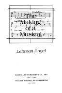 The making of a musical