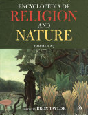 The Encyclopedia of Religion and Nature: A - J. - Band 1 - Seite 1554
