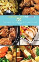 The Essential Air Fryer Cookbook Book PDF