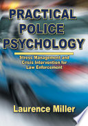 Practical Police Psychology Book