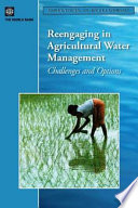 Reengaging in Agricultural Water Management