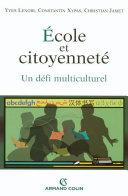 Pdf École et citoyenneté Telecharger