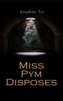 Miss Pym Disposes Pdf/ePub eBook