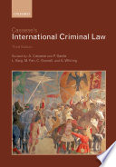 Cassese S International Criminal Law
