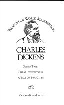 Oliver Twist   Great Expectations   A Tale of Two Cities
