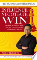 Influence Negotiate Win