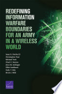 Redefining Information Warfare Boundaries for an Army in a Wireless World