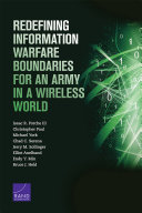 Pdf Redefining Information Warfare Boundaries for an Army in a Wireless World Telecharger