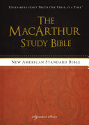 NASB, The MacArthur Study Bible, eBook [Pdf/ePub] eBook