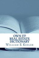 Own It! Real Estate Dictionary