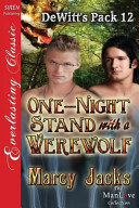 One Night Stand with a Werewolf