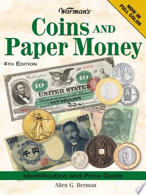 Download Warman's Coins And Paper Money online Books - godinez books