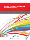 Dyadic Coping  A Collection of Recent Studies