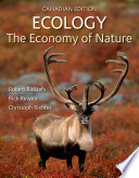 Ecology: The Economy of Nature (Canadian Edition)