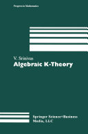 Algebraic K Theory