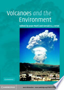Volcanoes and the Environment Book