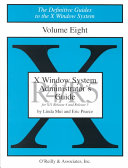 X Window System Administrator's Guide