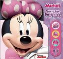 Minnie Surprise  Surprise  Lift a flap Sound Book
