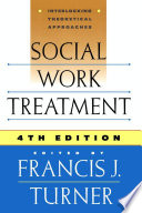 Social Work Treatment 4th Edition PDF