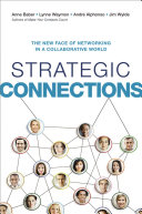 Strategic Connections Book Cover