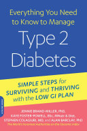 Everything You Need to Know to Manage Type 2 Diabetes Book