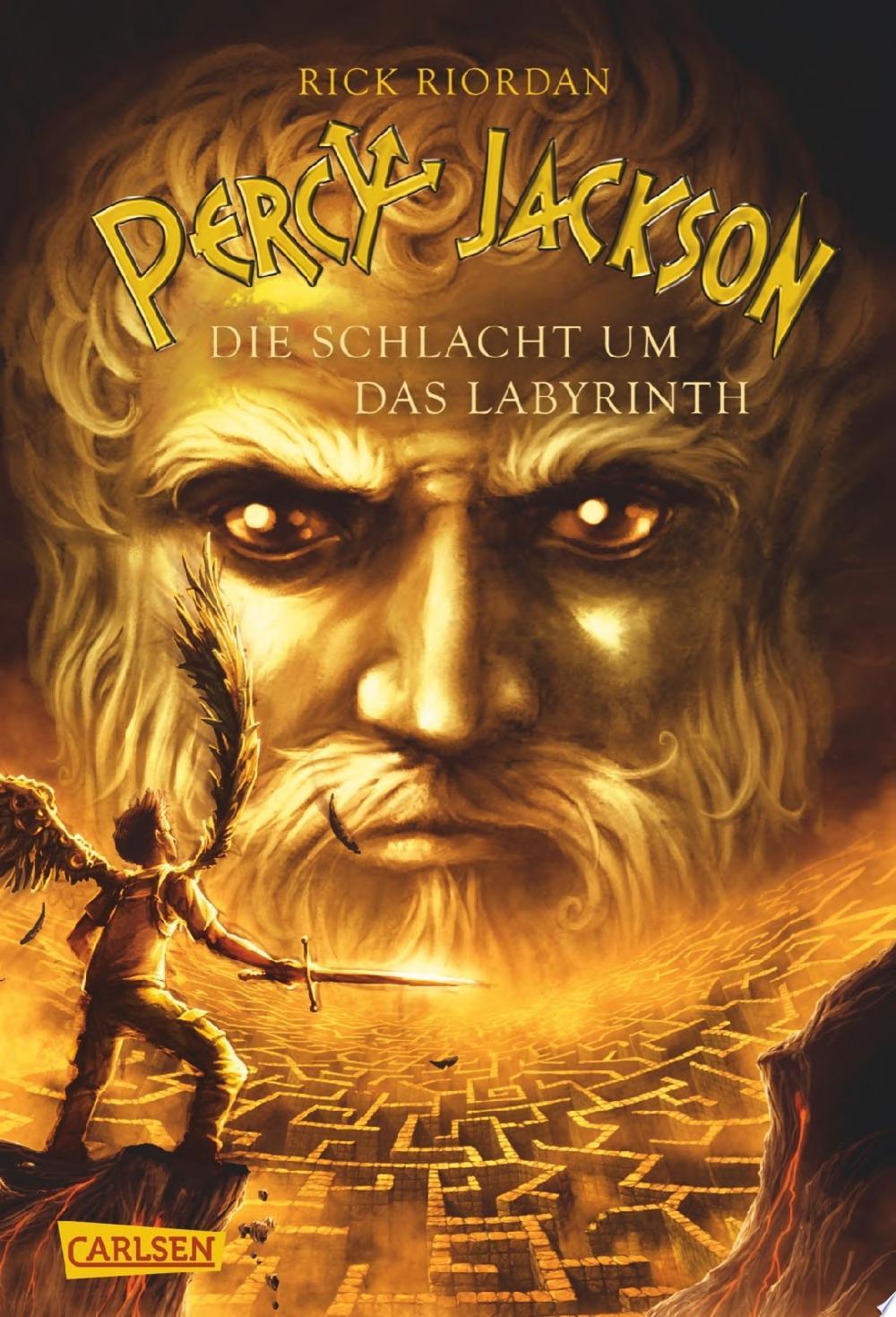 Percy Jackson   Die Schlacht um das Labyrinth  Percy Jackson 4