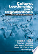 Culture Leadership And Organizations
