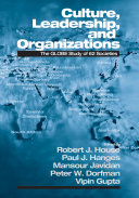 Culture, Leadership, and Organizations