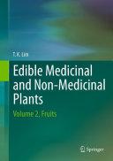 Pdf Edible Medicinal And Non-Medicinal Plants Telecharger