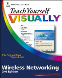 Teach Yourself VISUALLY Wireless Networking Book
