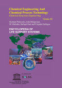 Chemical Engineering and Chemical Process Technology   Volume III