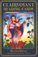 Clairvoyant Reading Cards Book