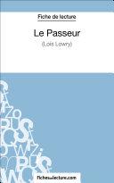 Pdf Le Passeur de Lois Lowry (Fiche de lecture) Telecharger