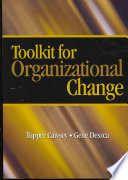 Toolkit for Organizational Change Book