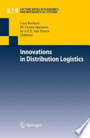 Innovations in Distribution Logistics Book